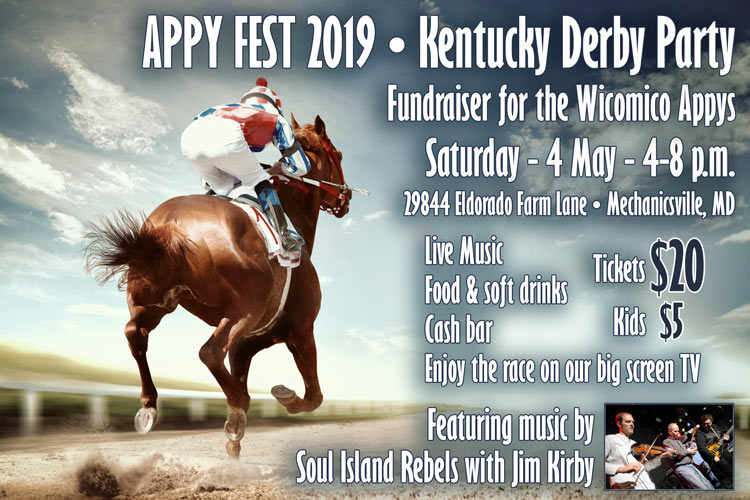 APPY FEST 2019 - Kentucky Derby Party